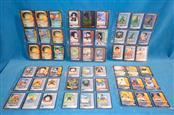 LOT OF 409 DRAGONBALL Z TRADING CARDS 1-5 STARS